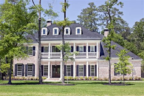 plantation home plans house plan 77818 familyhomeplans