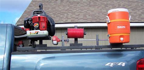 Eater Racks For Trucks by Truck Landscape Kit 1 Place Trimmer Rack Ra 37