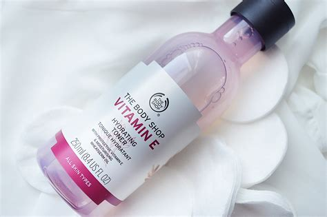 Toner Vit E The Shop the shop vitamin e toner beautytwist