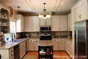 Painting Kitchen Cabinets by How To Paint Your Kitchen Cabinets Without Losing Your