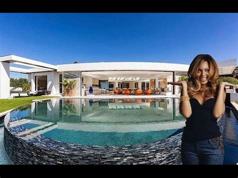 beyonces house beyonce s house in beverly hills 2016 45 million inside outside youtube