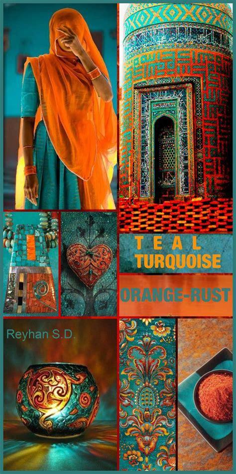 rust orange color best 25 rust color schemes ideas on teal