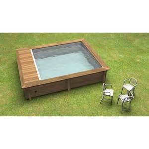 piscine bois urbaine proswell