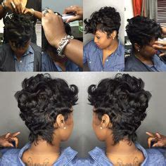 black women pin up hairstyles from atlanta 15 new short curly haircuts for black women http www