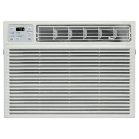 12 000 btu window air conditioner with heat
