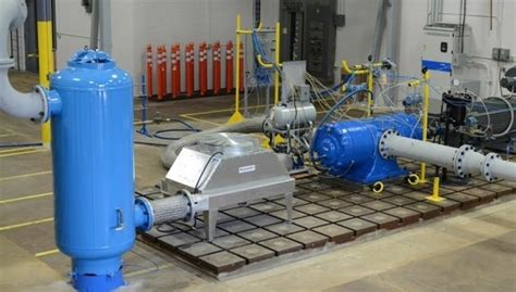 rotary vane compressor test center a study ro flo compressors