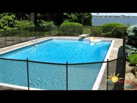 clôture clôture de piscine enfant sécure youtube