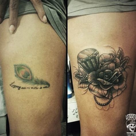 what do you put on a new tattoo 70 cover up ideas before and after reachel