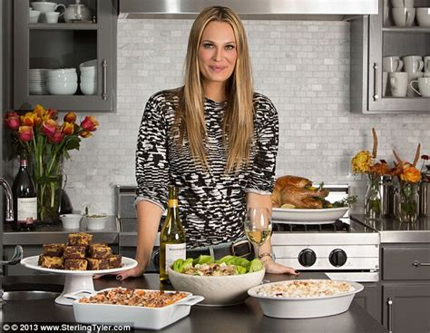 model molly sims shares favorite recipes for