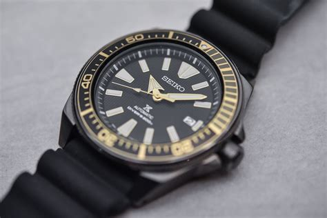 Seiko Samurai Shurikane Diver 200m Skz285 on seiko prospex samurai collection for 2017 srpb49k1 srpb51k1 srpb53k1 srpb55k1