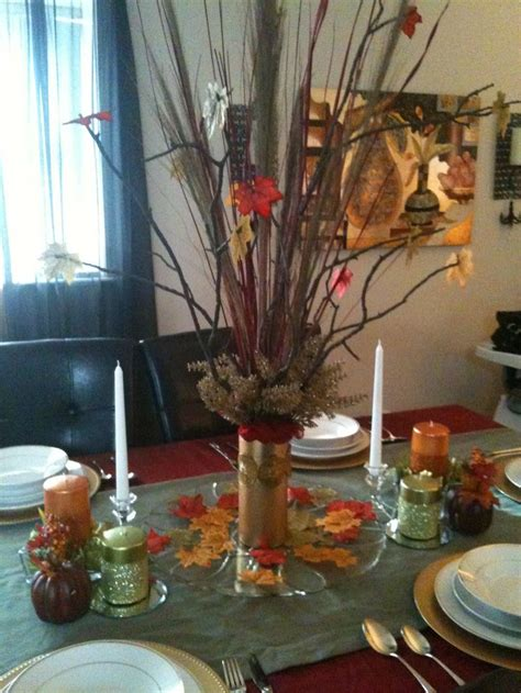dollar store decor fall t day decor