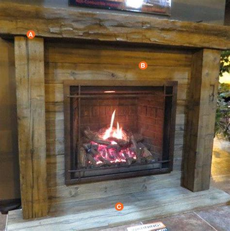 fireplace surround kit fireplace surround kits best images about