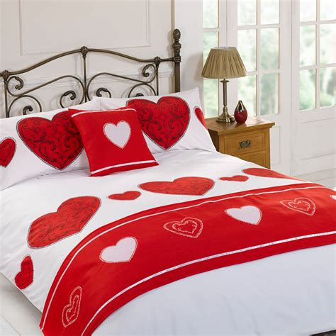 alice in wonderland bed set alice in wonderland heart bed linen set double red buyma