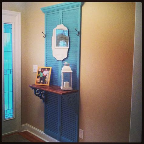diy shutter projects 1000 images about shabby chic on painted