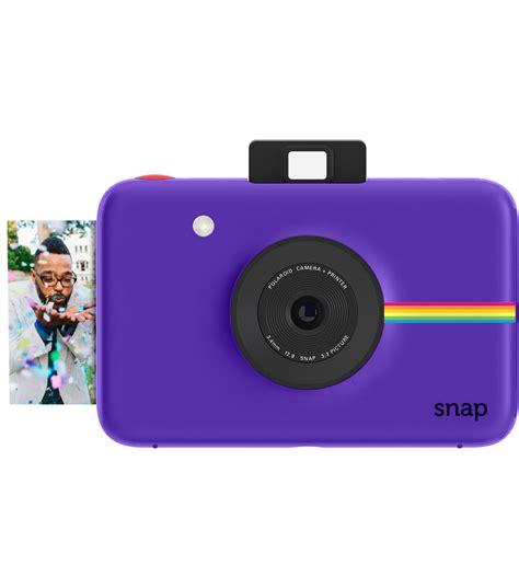 polaroid instant print polaroid snap instant print purple joann jo