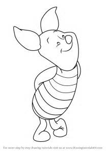 Eeyore Wall Stickers how to draw piglet from winnie the pooh