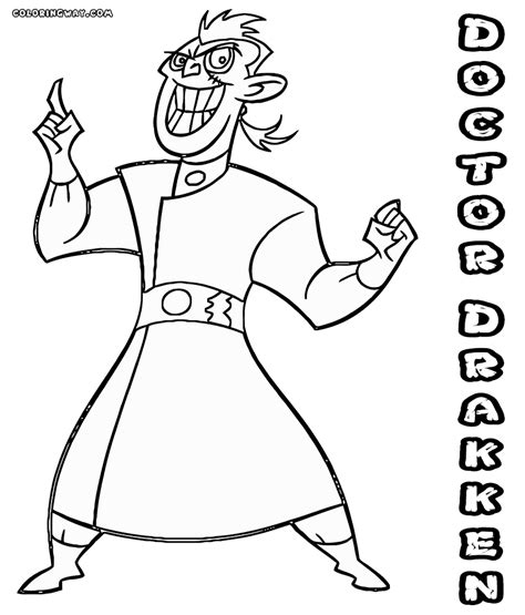 Kim Possible Coloring Pages Coloring Pages To Download Possible Coloring Pages