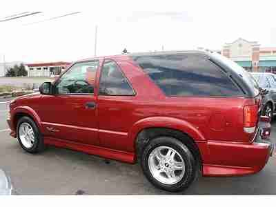 2002 chevrolet blazer xtreme sell used 2002 chevrolet blazer xtreme low 4 3l v6