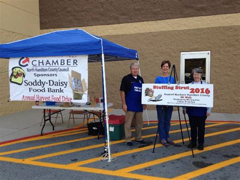 bountiful harvest food drive to benefit soddy food