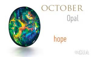 what color birthstone is october october birthstone tourmaline opal jewelry stores