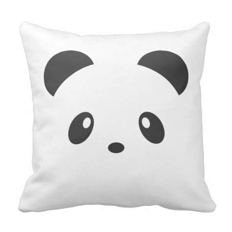 panda pillow things for