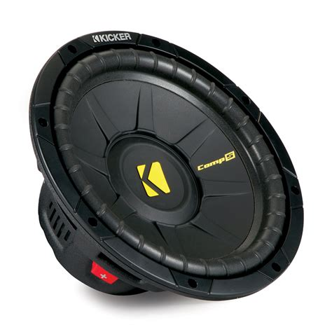 kicker cws pro fit  svc  ohm subwoofer  watts