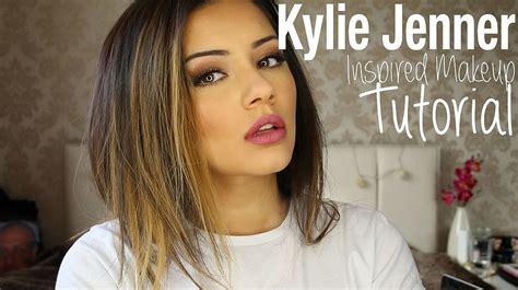 eyeliner tutorial kylie jenner celebrity makeup tutorials popsugar beauty australia