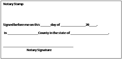 notary section trust fund release form sept 2012