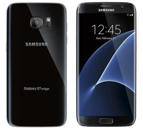 Harga Samsung S7 Edge Hitam bocoran terbaru tiga gambar samsung galaxy s7 edge info