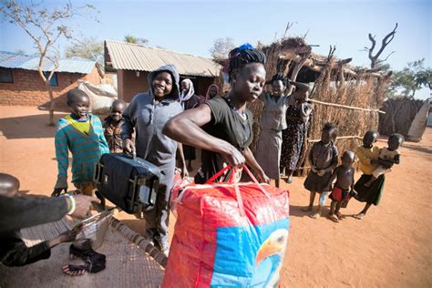 ajuong refugee c irin books not bombs for sudan refugees