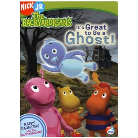 the gallery for gt the backyardigans its great to be a ghost