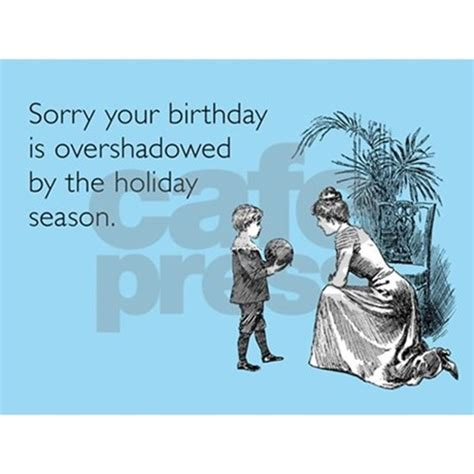 Some Ee Cards Birthday Birthday Overshadowed Greeting Card By Someecards