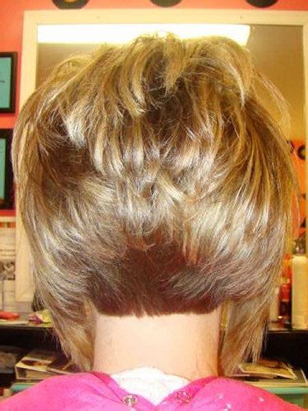 high stacked wedge haircut best short bob haircuts von 2017 frisuren stil haar