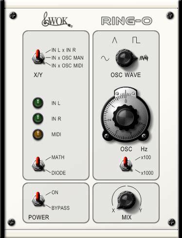 kvr: wok releases ring o free ring modulator vst effect