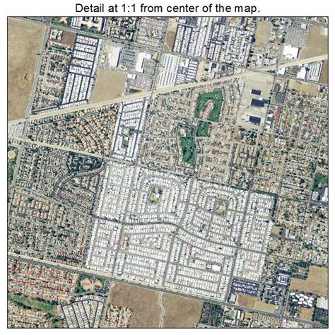 california map hemet aerial photography map of hemet ca california