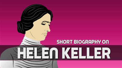 helen keller biography for students helen keller biography for children educational cartoon