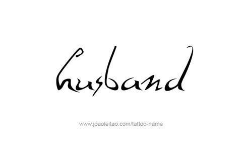 husband name tattoos husband family name designs tattoos with names