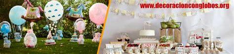 decorar salon bautizo 22 ideas en decoracion con globos para bautizos ideas