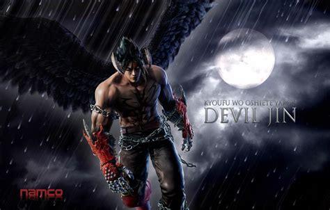 devil jin fear by formol overdose on deviantart