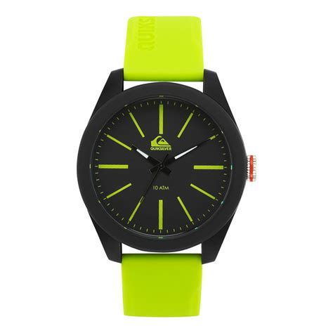 Jam Quicksilver Beluka Black mens watches digital analog tide quiksilver