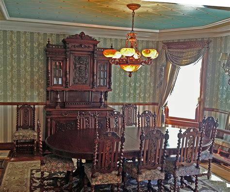 room antiques client spotlight restoration dining room