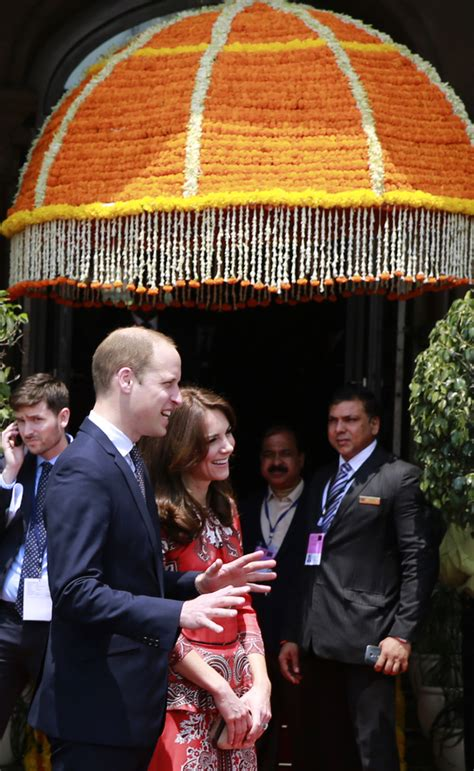 Visiting Faculty In Mumbai Mba by Prince William And Kate Begin Royal Tour Of India