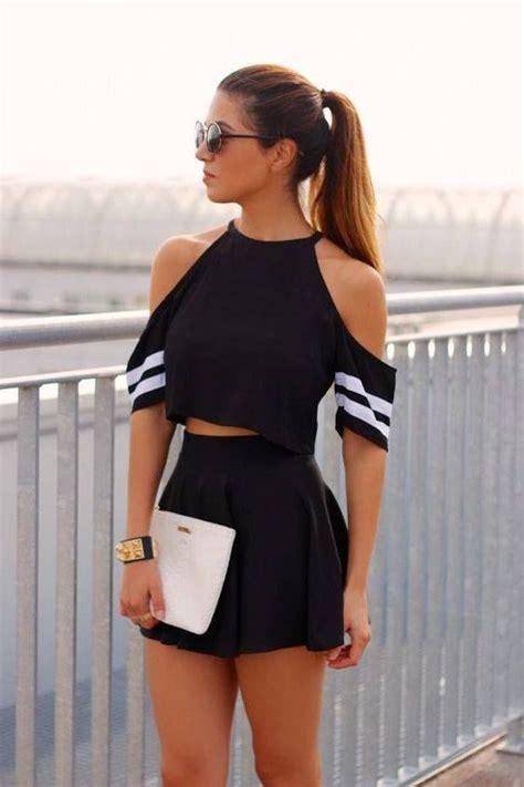 blusas cortas de chicas m 225 s de 25 ideas incre 237 bles sobre blusas juveniles en