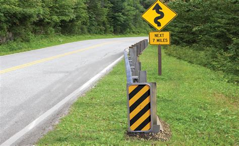 Guardrails at Center of Virginia Road Controversy