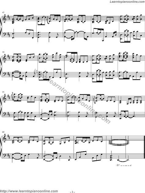 tutorial piano yiruma yiruma hope piano sheet music 3 free piano sheet music
