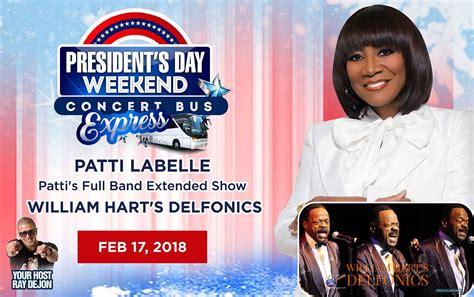 president weekend all inclusive black concerts tours events soul nation