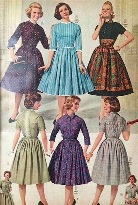 sixties fesyen 1960s fashion catalogue does anyone remember aldens and