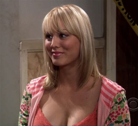 penny s hollywood all stars kaley cuoco hot pictures in 2012