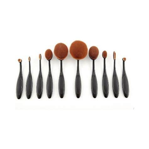 Brush Oval Set Isi 10pcs buy oval brushes set 10pcs in pakistan buyoye pk