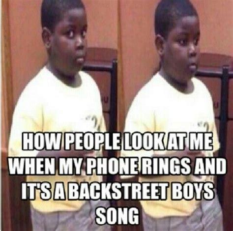 Backstreet Boys Meme - the very first meme i ever made i the backstreet boys and i don t care who knows it